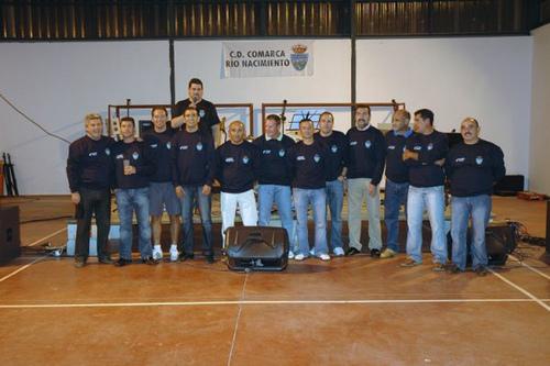 PRESENTACIÓN OFICIAL CD COMARCA RIO NACIMIENTO por Album de fotos de deportes de Abla - Almeria.