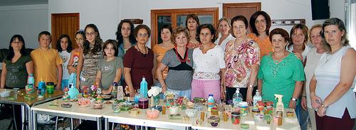 Abla taller aromaterapia