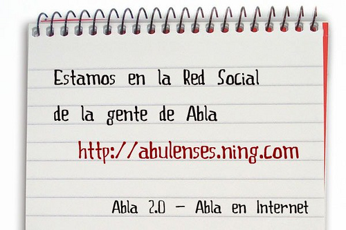 Red social Abla