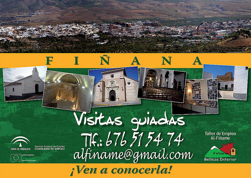 Visitas Fiñana Turismo