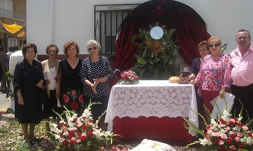 Altar de la Cruz