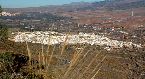 Abla molino viento turismo rural