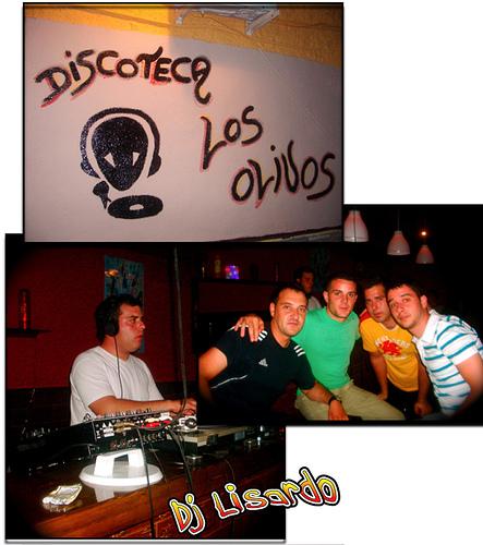 Discoteca Olivos Abla