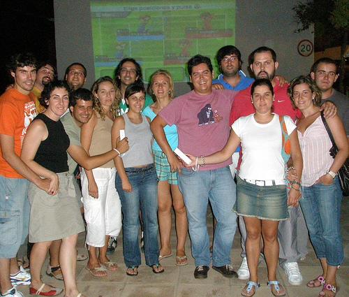 Participantes wii Abla